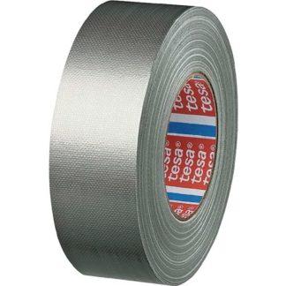 tesa Gewebe-Klebeband band 4688 silber PE beschichtet Groß-Rolle 50mx50mm Tape