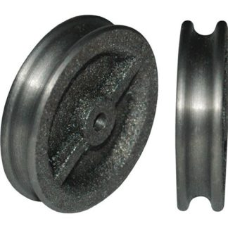 Betz Vogelrolle 470 Durchmesser 40mm Nut 6mm Grauguss gedreht