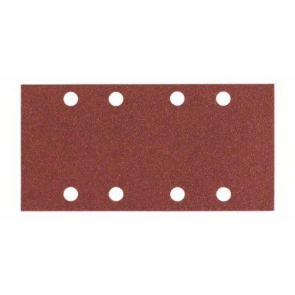 10er-Pack Bosch Schleifblatt C430, 93 x 186 mm, K 120, 8 Löcher