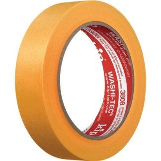 5 Rollen Kip Abdeckband 3808-48 WASHI-TEC® Premium glatt gelb L. 50m Breite 48mm