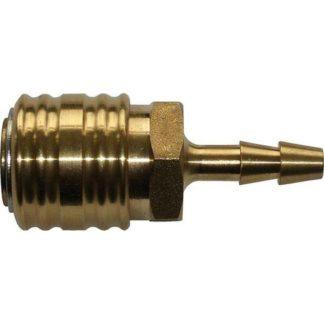 ewo Einhandkupplung DN 7,2 mit Schlauchtülle 10 mm