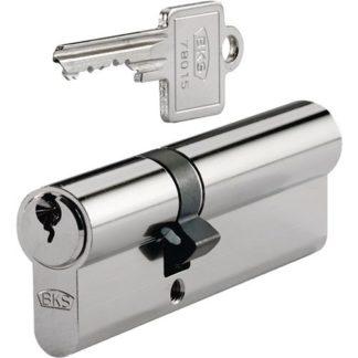 BKS Profil-Doppelzylinder PZ 8812 31/40mm NuG beidseitig Anzahl Schlüssel 3