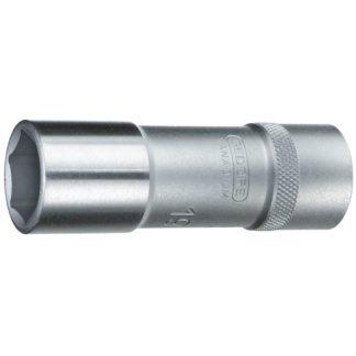 GEDORE 19 L 30 Steckschlüsseleinsatz 1/2″ 6-kant UD-Profil, lang 2300591