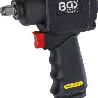 BGS Druckluft-Schlagschrauber | 12,5 mm (1/2″) | 610 Nm